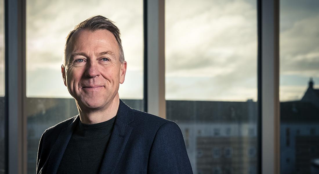 Professor Karsten Vrangbæk